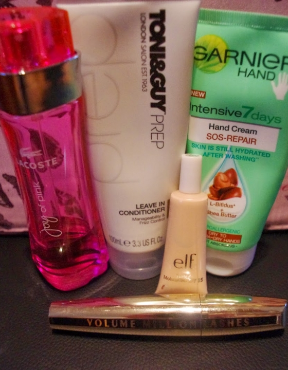 May Favourites*