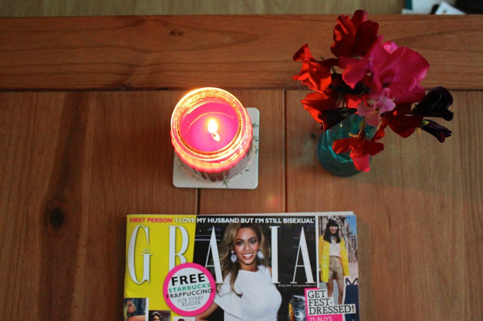 Grazia Magazine – FREE STARBUCKS DRINK!