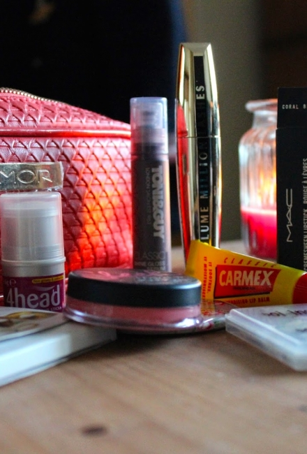 What's In My 'Travel' Makeup Bag?
