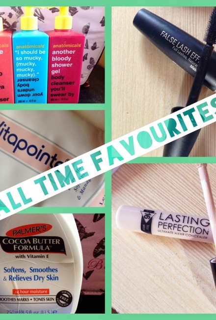 All Time Favourites!