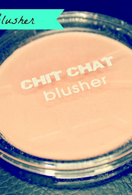 Chit Chat Blusher