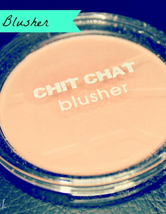 Chit Chat Blusher