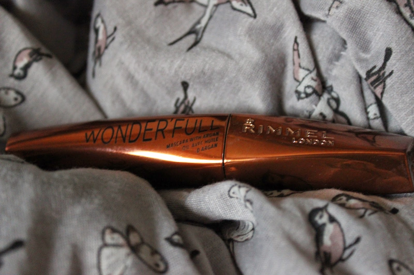 Review: Rimmel Wonder'Full Mascara