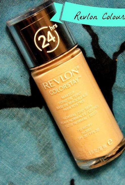 Review: Revlon Colourstay Foundation