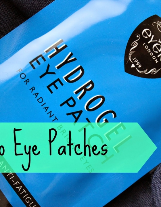 Review: Eyeko Hydrogel Eye Patches