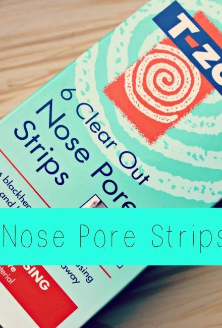 T-Zone Nose Pore Strips