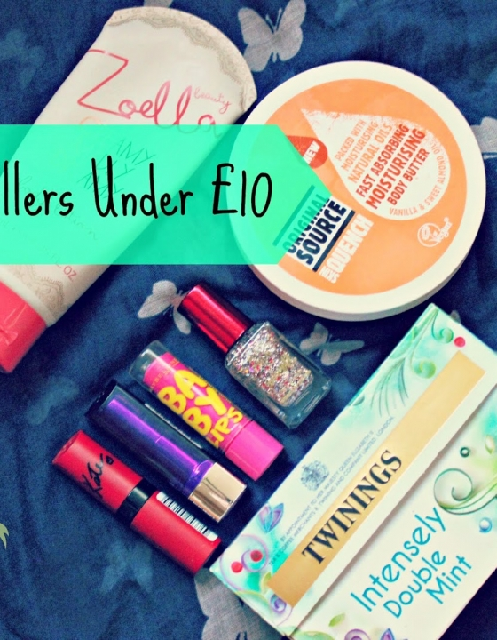 Christmas Gift Guide: Under £10