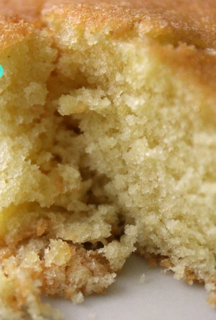 Foodie Friday: Really Easy Cake Recipe!