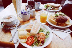 Fresh Ground Belper, Fresh Ground, Belper Restaurants, Food in Belper, Amber Valley, Salad, Katie Writes, katiebwrites,