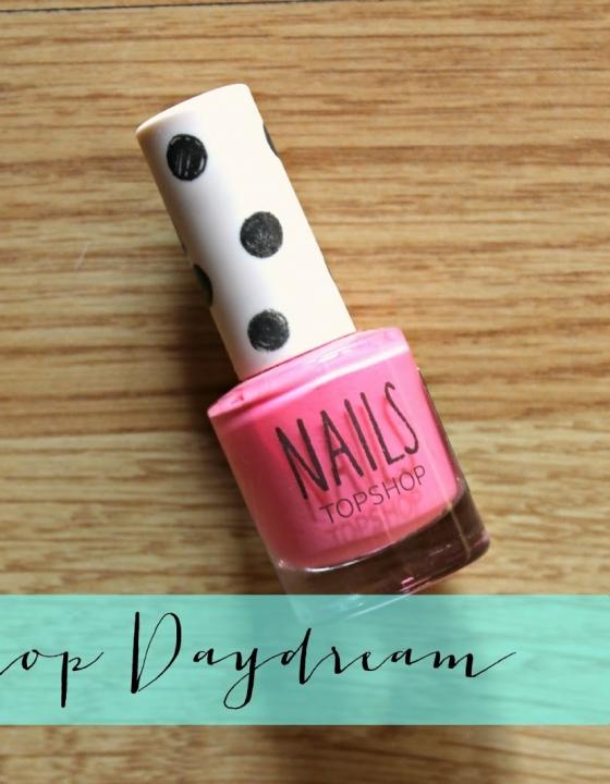 Mani Monday: Topshop Daydream