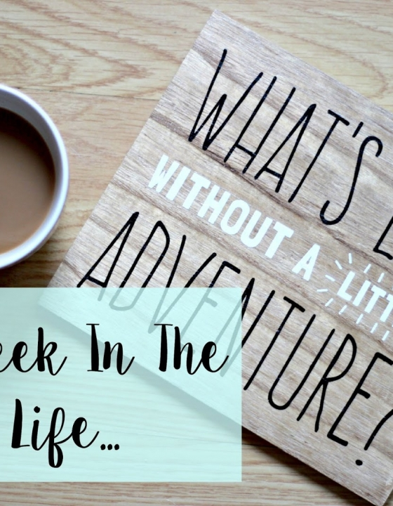A Week In The Life…
