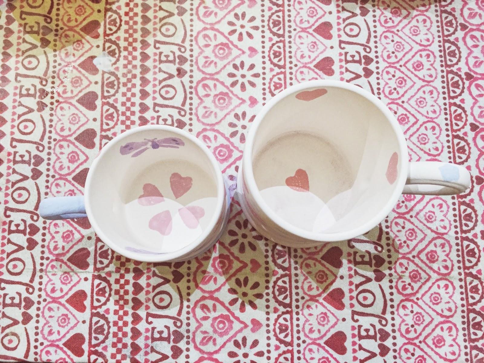 Emma Bridgewater, Decorating Studio, Stoke, Staffordshire Potteries, Potteries, Stoke-On-Trent, Emma Bridgewater Mugs,