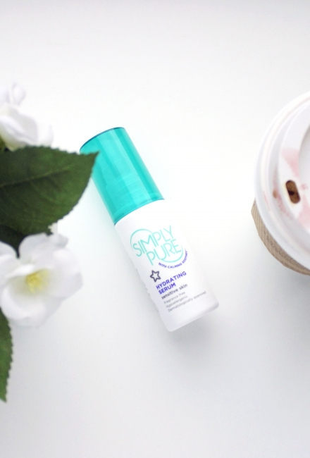 Superdrug Simply Pure Hydrating Serum