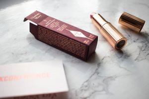 Charlotte Tilbury Lipstick, Amazing Grace, Beauty Bloggers, Review,
