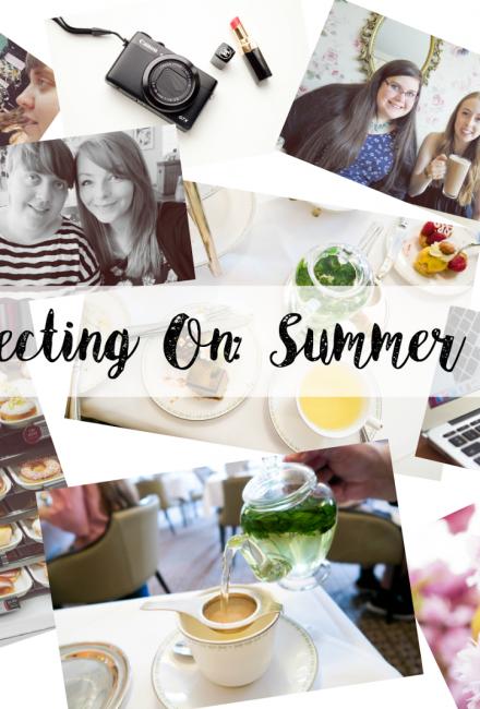 Reflecting On: Summer 2016