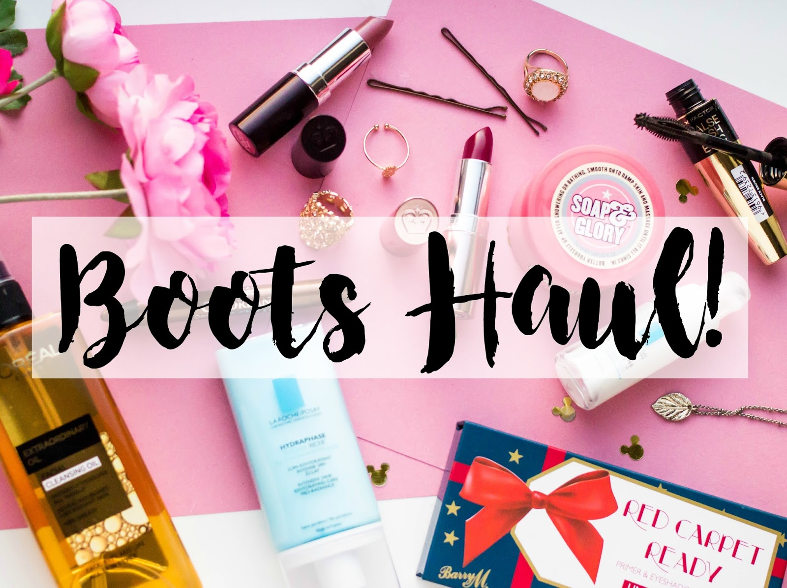 Boots Haul!