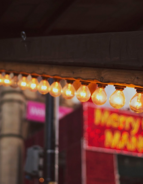 A Trip To Manchester Christmas Market