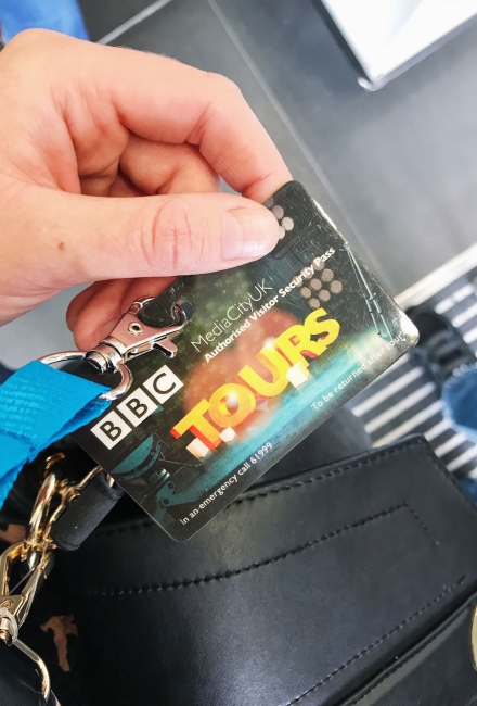 An Afternoon at the BBC, Manchester