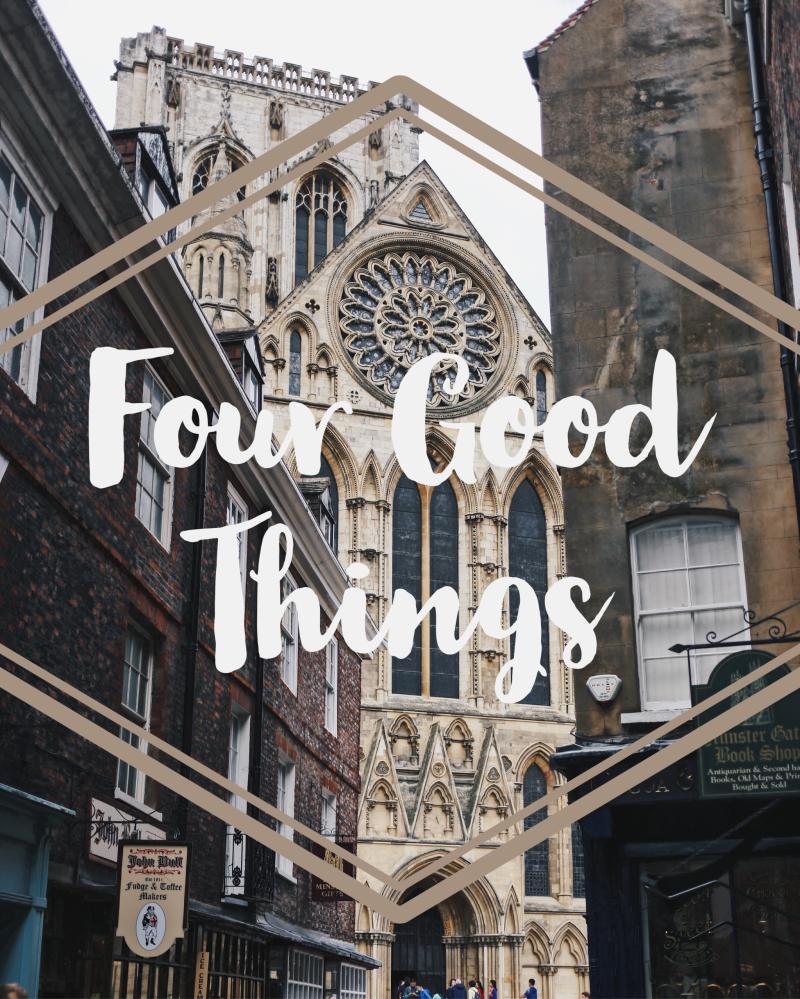 York Minster, Four Good Things, York, Yorkshire, Katie Writes Blog, Katie Writes, Yorkshire Blogs, Northern Bloggers,