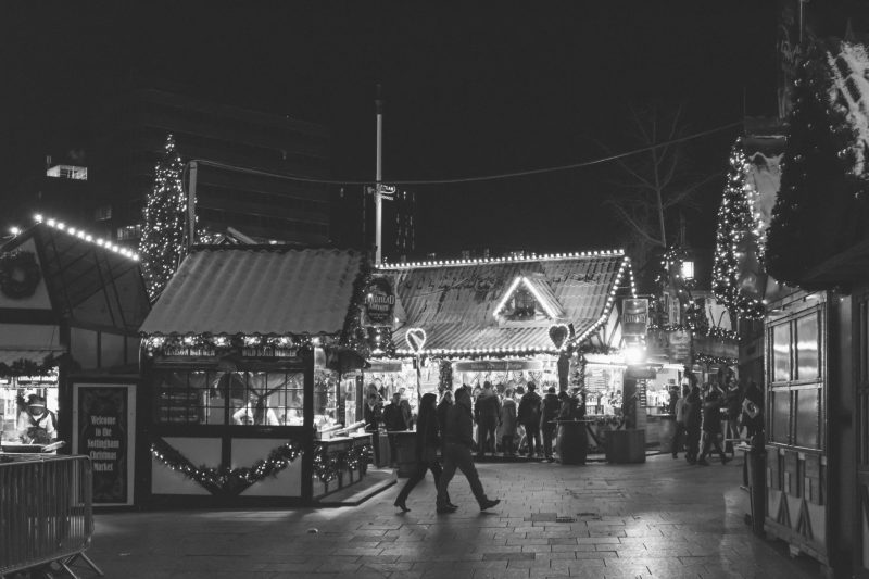 Nottingham Winter Wonderland ©Katiewrites.co.uk - East Midlands Christmas Market UK