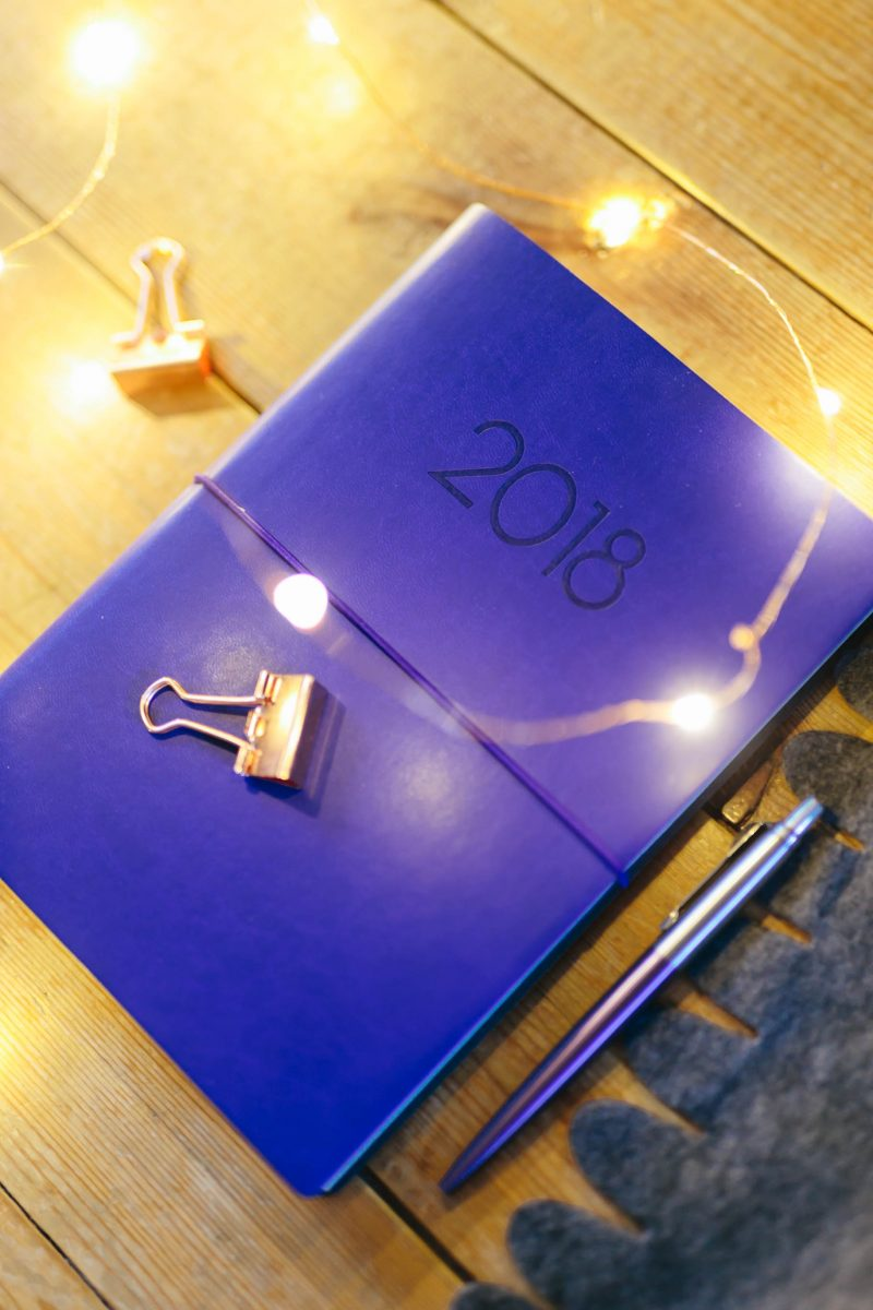 ©Katiewrites.co.uk Things You Should Do For Yourself in 2018, Self Care, Flatlay, 2018 Diary, Paperchase, Stationery, UK Bloggers, Lifestyle Bloggers, Katie Writes blog, Katie Writes,