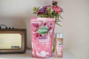 Radox Bath Salts, Radox Bath Oil, katiebwrites, Katie Writes,