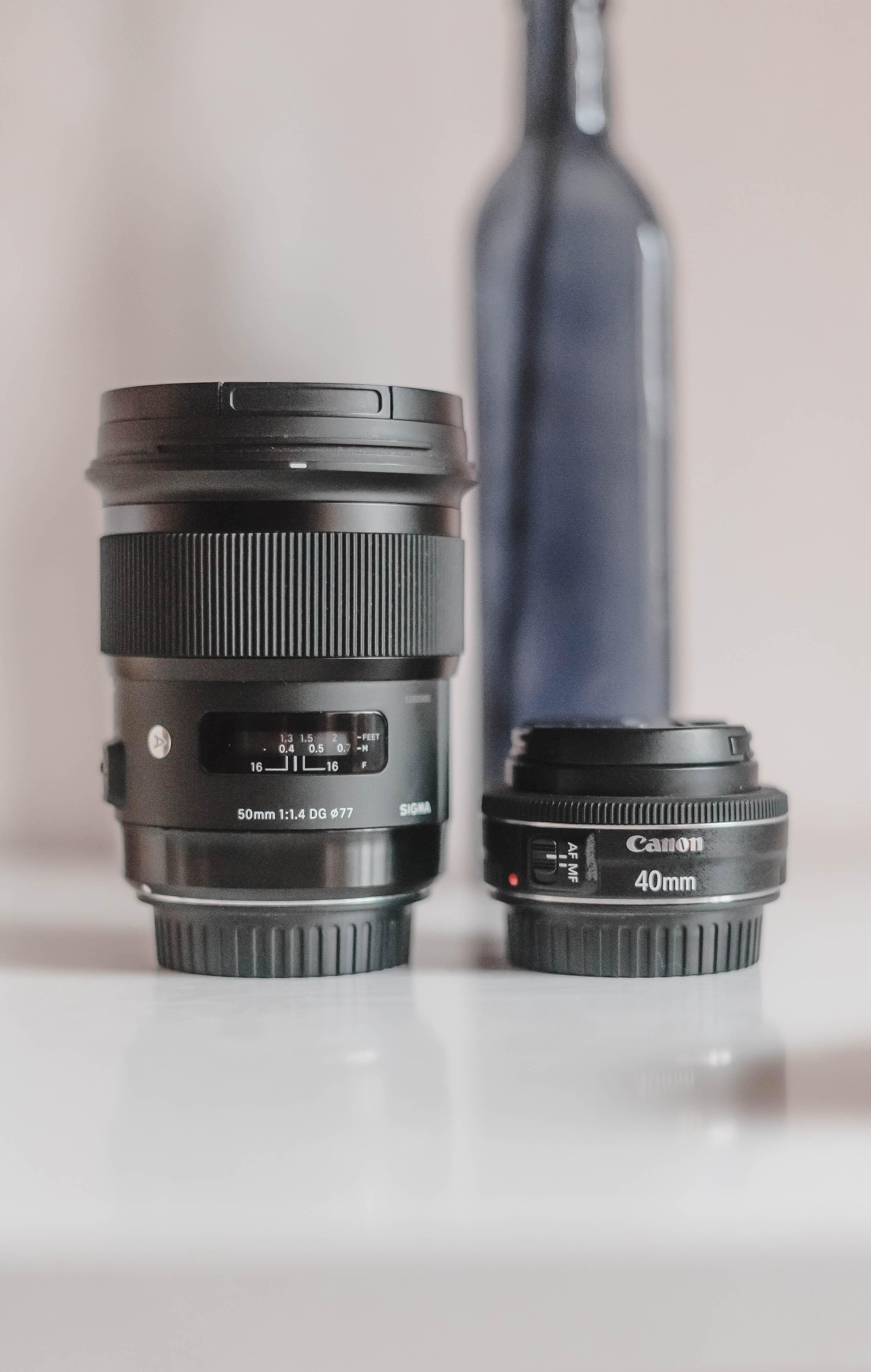 Best blogging lenses, blogger lenses, sigma and canon lenses, katiebwrites,