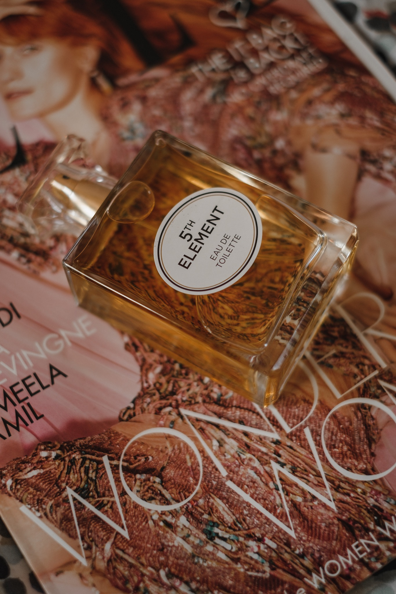 Lacura, Aldi, Perfume, Chanel No.5 Dupe, Flatlay, Derbyshire Bloggers, Derby Bloggers, Katie Writes,