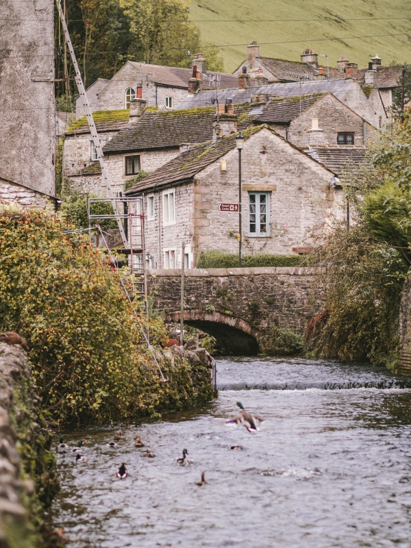 Photo Diary: An Autumnal Afternoon in the Peak District