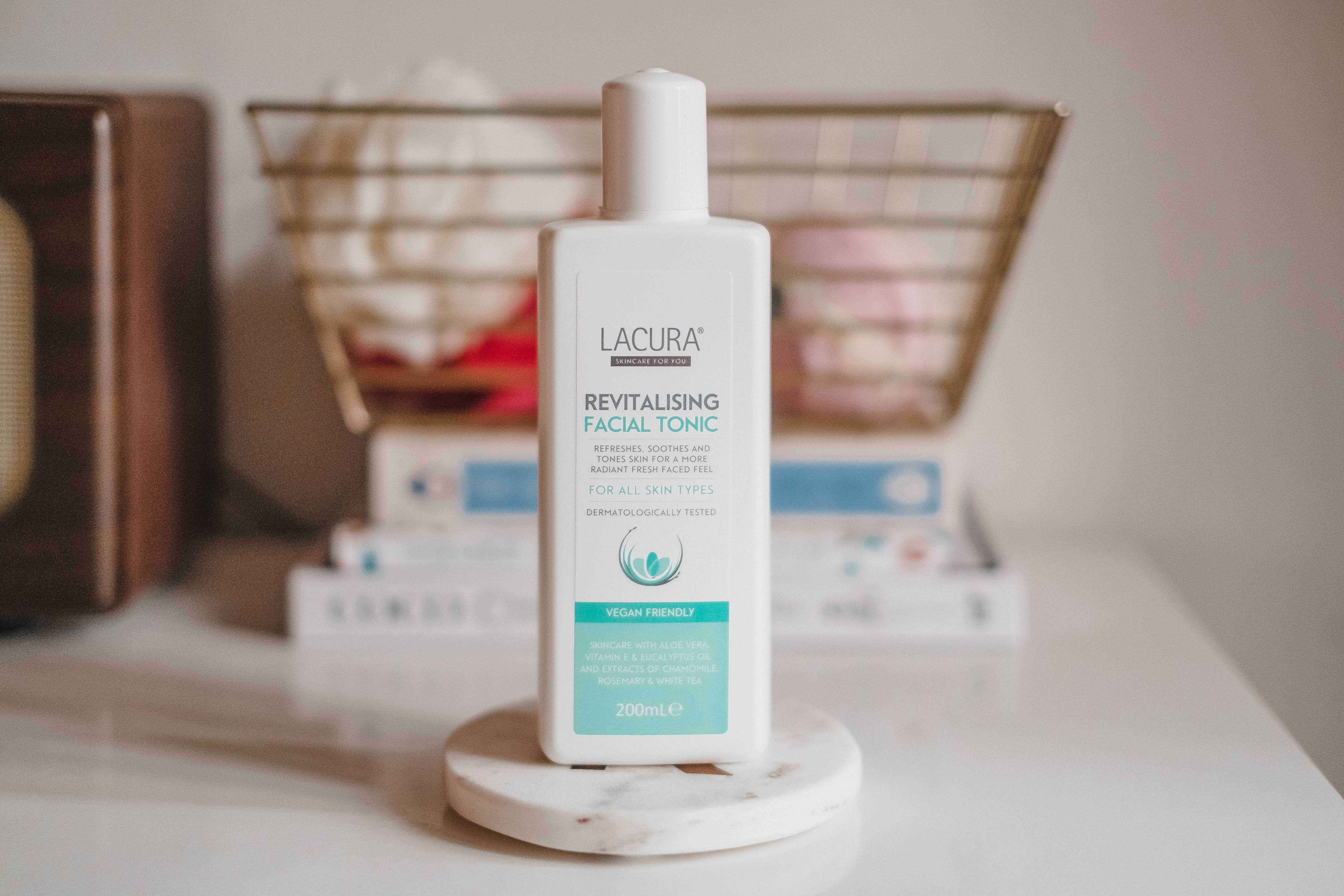 Liz Earle Dupes, Skincare, Beauty Blogs, Lacura Revitalising Facial Toner,
