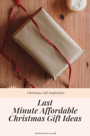 Christmas Gift Ideas, Inspiration, Present Ideas, Last minute present ideas, Christmas 2019 presents, last minute,