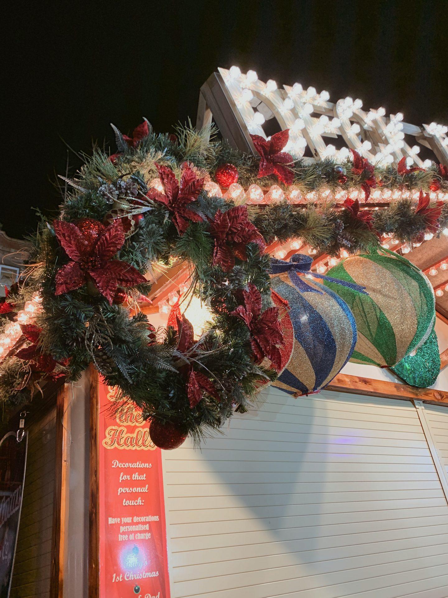 Nottingham Winter Wonderland, Nottingham Winter Wonderland 2019, Nottingham Christmas Market, Christmas Markets East Midlands,
