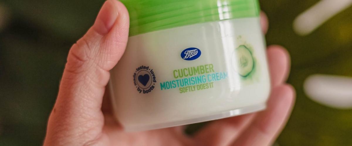 First Impressions: Boots Cucumber Moisturising Cream – A £1.50 Wonder?