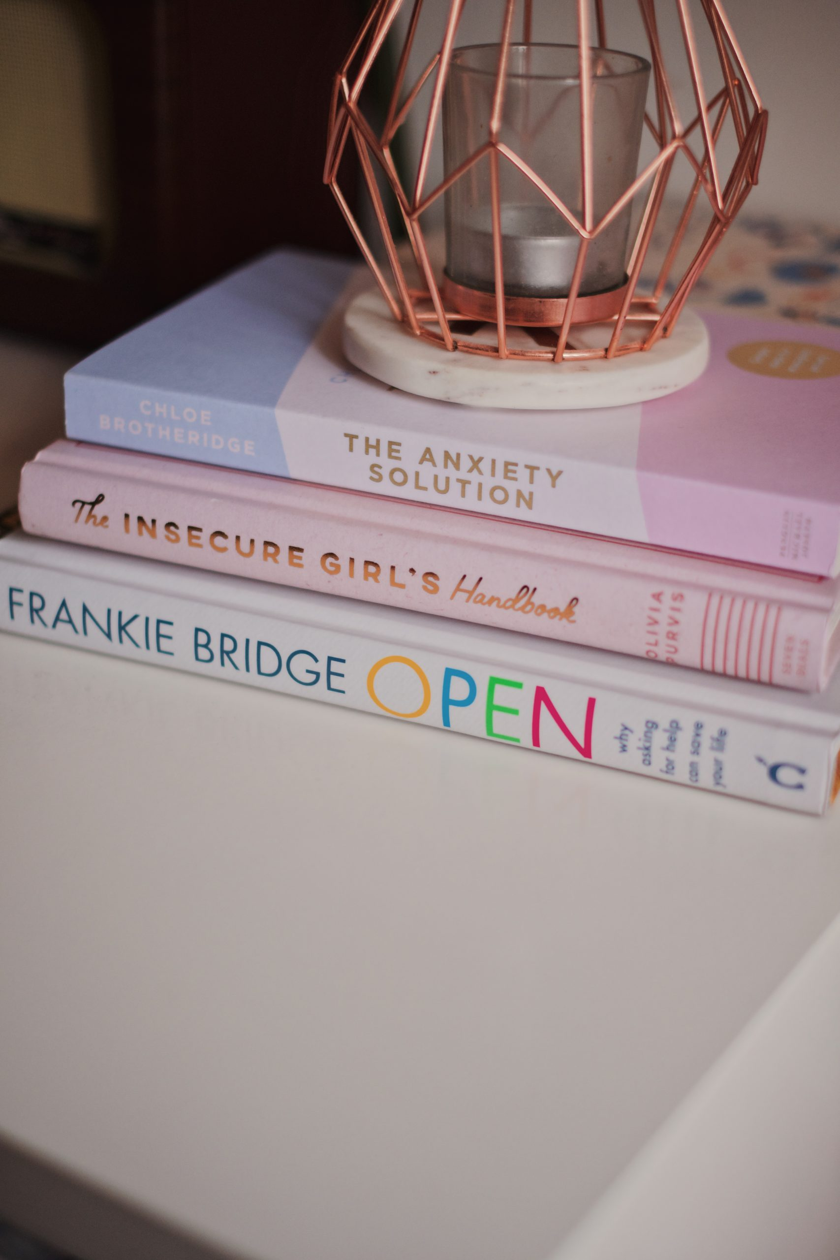 The Books I Read In January & February