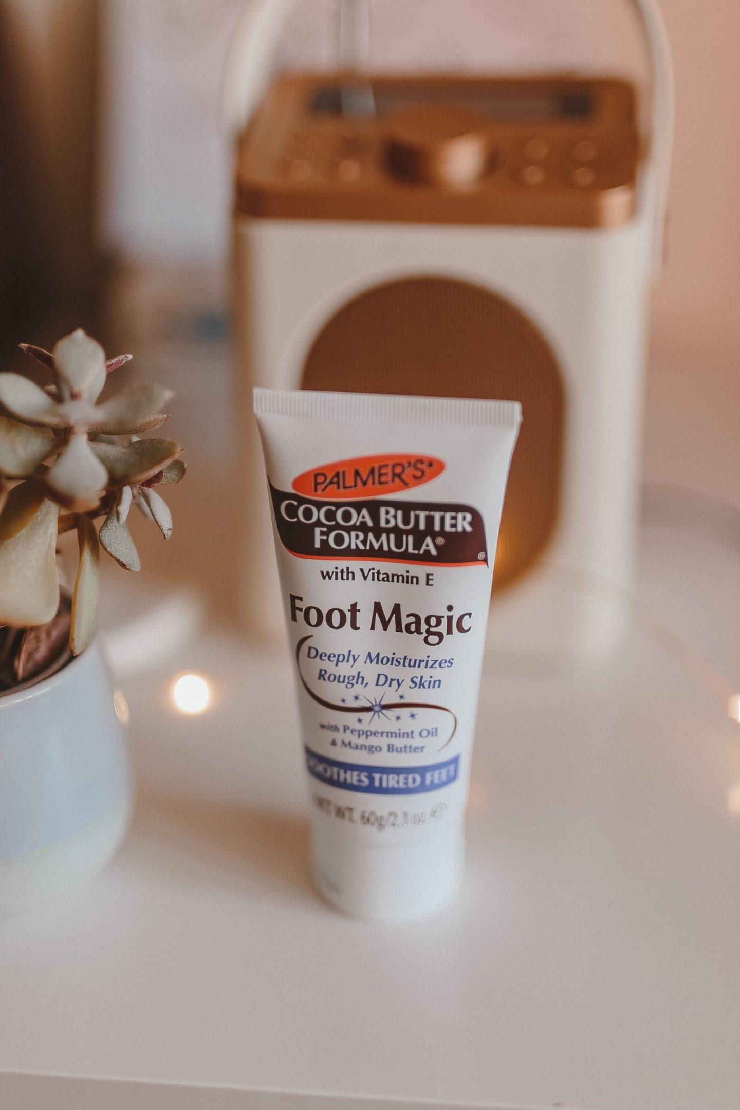 Cheap Foot Cream, Rough foot cream, Palmer's Foot Magic Cream, Review, Best Foot Cream, Beauty Blogs, Beauty Bloggers, Beauty Bloggers UK, British blogs,