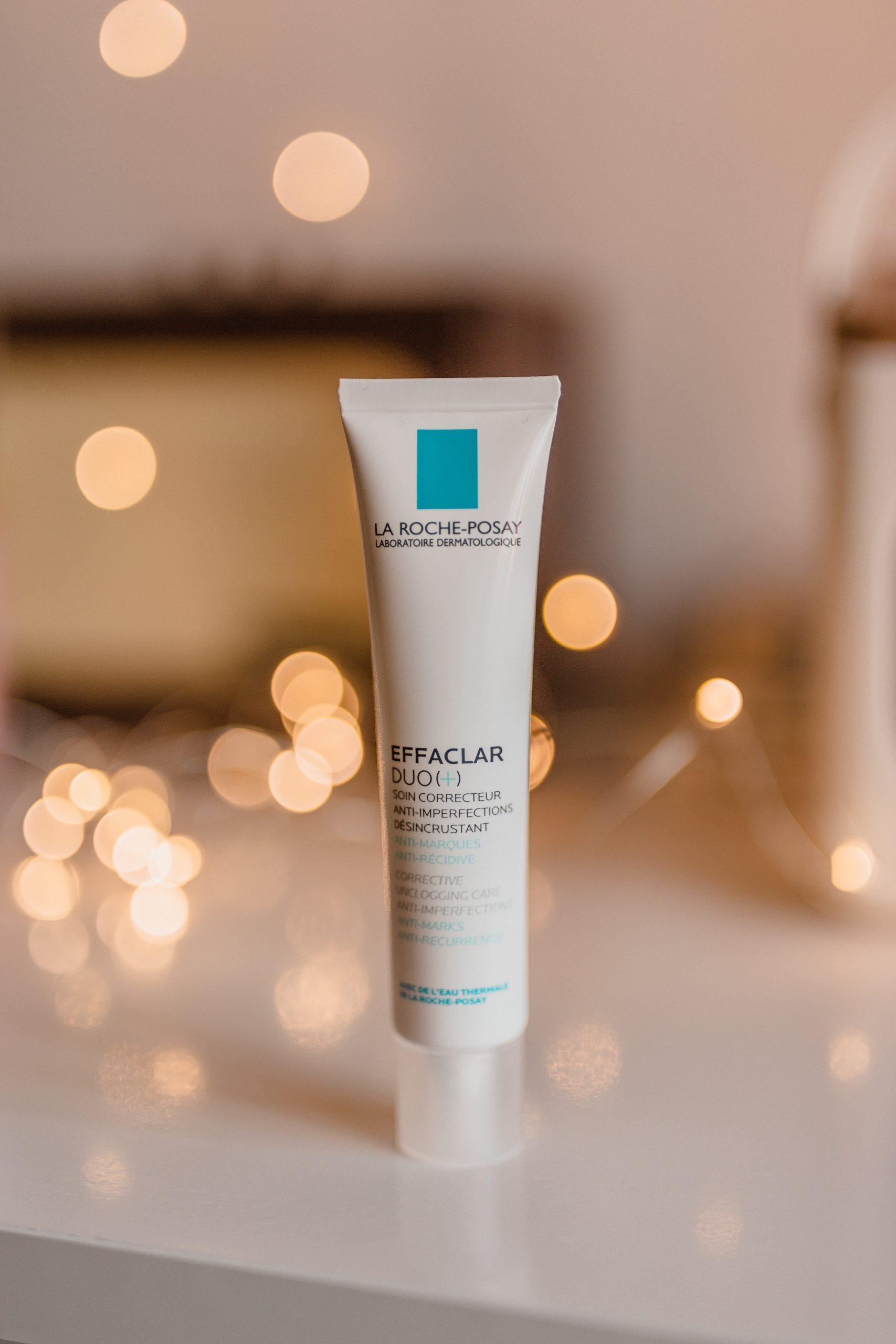 La Roche Posay Effaclar Duo Review, Beauty, Skincare, Blogs, Acne moisturiser, what moisturiser should I buy for spotty skin, acne skincare, UK beauty blogs,