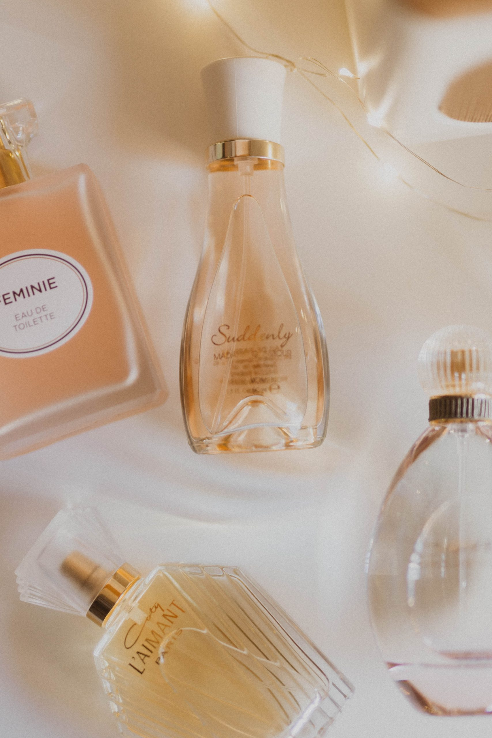 cheap perfumes, UK affordable fragrances, Chanel Coco Mademoiselle Dupe, SJP Lovely, Jo Malone Earl Grey & Cucumber Dupe, Katie Writes,