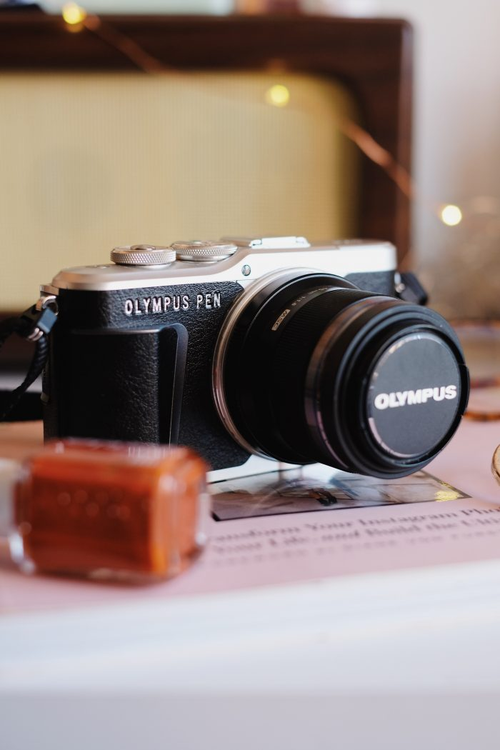 Olympus Pen: Why It's a Great Camera for Bloggers & Instagram