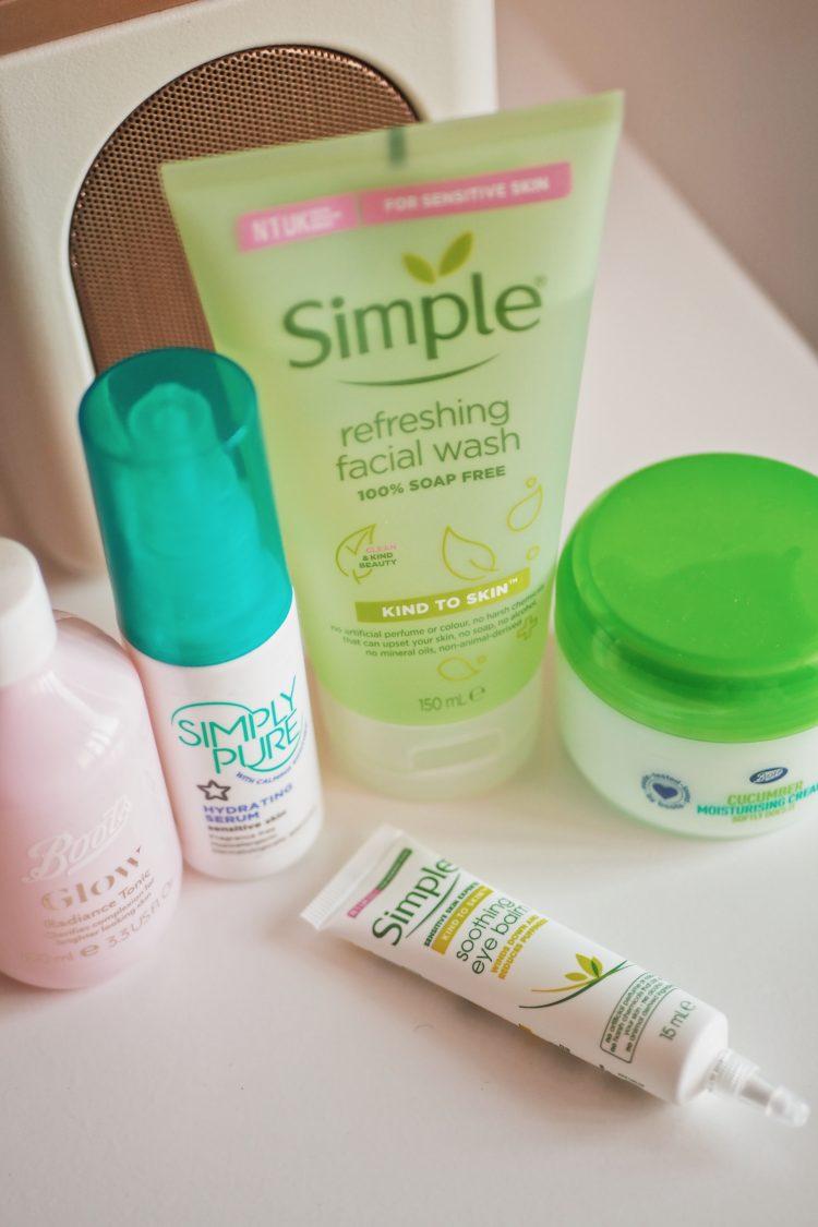 The best skincare products under £5, cheap skincare, affordable skincare, beauty blogs, Katie Writes, KatieWritesUK, Katiebwrites,