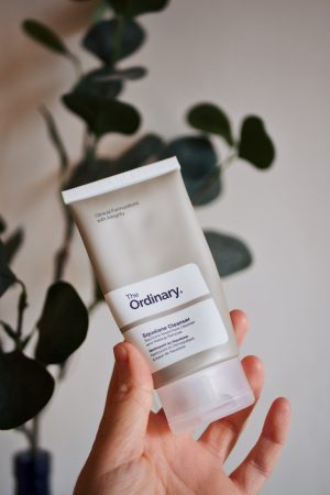 The Ordinary Squalane Cleanser Review, The Ordinary Squalane Cleanser, Best Cheap Cleansers, Katie Writes,