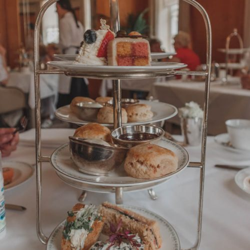 Lady Betty Afternoon Tea at Bettys, York (2018)